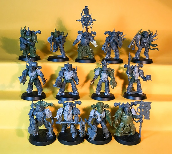 Auxilliary Marines